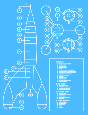 How to build a model rocket ship video